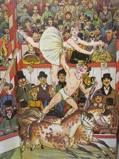 Lothar Meggendorfer - Iternationaler Circus
