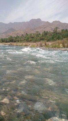 Wadi Daiqah, Oman