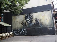 La Rouille (2015) - Paris (France) street art