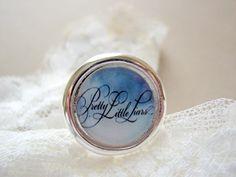 Pretty Little Liars Ring by JustForYouByMaggi on Etsy, $8.95