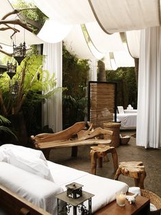 Spa at Hollywood Roosevelt Hotel by Thompson Hotels, via Flickr