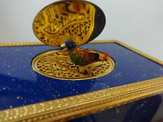 VINTAGE-REUGE-SINGING-BIRD-BOX-BIRD-AUTOMATON-MUSIC-BOX-WATCH-THE-VIDEO