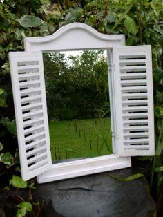 http://www.paradise-furniture.co.uk/product/2-door-country-shuttered-window-garden-mirror/