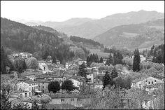 Tredozio, paese dove don Pietro si trasferì quando rinunciò alla parrocchia di San Valentino