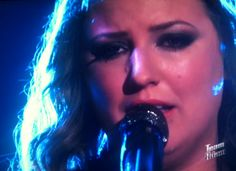 'The Voice' Recap: Sarah Simmons Cries During 'Angelic' Performance
