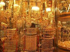 Gold souk, Dubai.
