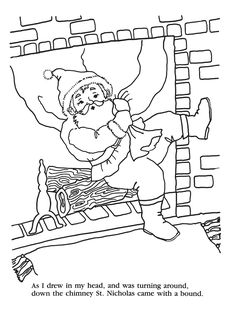 A Visit from St. Nicholas / Twas the Night Before Christmas - Page 1 ...