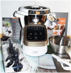 Krups Prep & Cook Der erste Eindruck Krups Prep Cook, Prep & Cook, Rice Cooker, Keurig, Prepping, Coffee Maker, Kitchen Appliances, Cooking, Thermomix