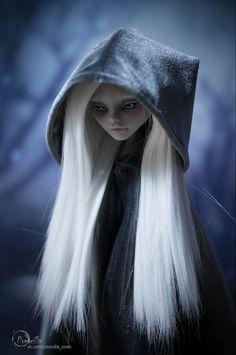 OOAK Ghoulia | Darya Kavun