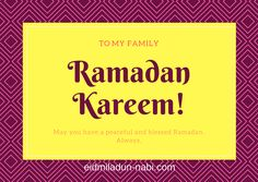 If you want to send latest wishes of Ramadan, Then you'll try these Ramadan Wishes for family. Your family will definitely surprise after seeing these latest wishes. Ramadan Wishes Messages, Muslim Ramadan, Ramadan Mubarak, Wishes For You, English Quotes, Peace, Sayings, Lyrics, English Quotations