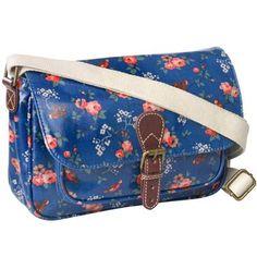 Cath Kidston bag! I just got my 1st one. I LOVE it!