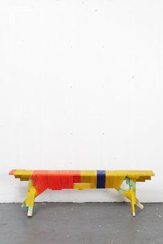 The Thread Wrapping Machine - Anton Alvarez