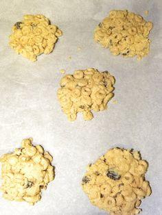 Cheerios Breakfast Cookies