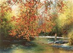 Robert A. Tino Gallery - Autumn Catch