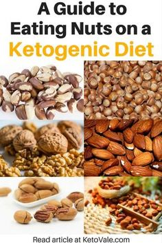 A Guide to Eating Nuts on a Ketogenic Diet