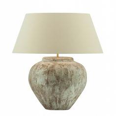 Natural Genua Scotch kruiklamp H   NATURAL   Binnenverlichting - Tafellampen   Lichtkunde