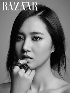 Harper's Bazaar Korea - July 2012 (유리)