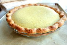 Full disclosure: I have never tasted a buttermilk pie other than this one (well, this one and the three incarnations that led up to it). Buttermilk pies are apparently a southern thing, and I&#8217…