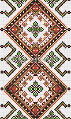 Ukraine, from Iryna Pisanki inspiration Cross Stitch Borders, Cross Stitch Charts, Cross Stitch Designs, Cross Stitching, Cross Stitch Patterns, Folk Embroidery, Learn Embroidery, Cross Stitch Embroidery, Embroidery Designs