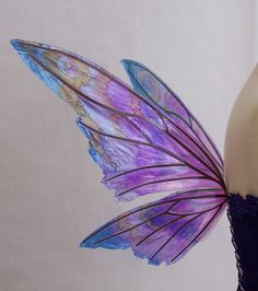 *Please note my wing images are NOT STOCK! Do not use without express written permission. Angel Aesthetic, Purple Aesthetic, Fairy Wings Drawing, Fairy Wings Costume, Wings Design, Fairy Land, Butterfly Wings, Fantasy Art, Artsy
