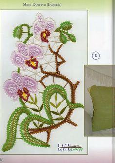 Revistas Lace Express 3/07 y 1/09 - maura cardenas - Picasa Web Albums