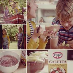 "Dr. Oetker TV-Spot Galetta ""Seeräuber-Pudding"" 1972, Oetker Firmenarchiv (OeFA) // #OetkerHistory #Pudding #Nachtisch Pudding, Chocolate Fondue, Youtube, Breakfast, Desserts, Tv, Food, Inspiration, Product Engineering"