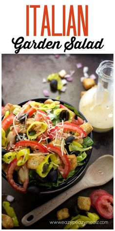 Fresh, easy, no hassle dinner! An Italian garden salad, and DIGIORNO Pizzeria!™ Thin pizza. Even food bloggers need a night off from cooking, so today I am going to share with you a fun and easy way I feed my family a tasty meal with all the flavor and none of the work. First, this...Read More »