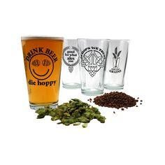 """Drink beer, die """"hoppy"""""""