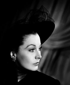 """Vivien Leigh, 1940s. Leigh was diagnosed with bipolar disorder and her unpredictable behavior eventually ruined her professional reputation and destroyed her marriage to Olivier. """"In her day there were no pills, there were no clinics, there were no publicists, there was nobody between Vivien and an outside world which she found chilly, hostile, and sometimes, because of her mental state, could not cope with,"""" said her friend Sheridan Morley in a BBC documentary."""