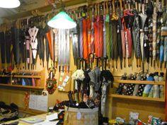 Pep's, reparador de paraguas, sombrillas y bastones en París | DolceCity.com