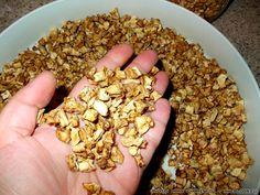 Αποξηραίνω μελιτζάνες σε κυβάκια | SheBlogs.eu Black Eyed Peas, Eggplant, Cereal, Beans, Vegetables, Cooking, Breakfast, Tips, Gadgets