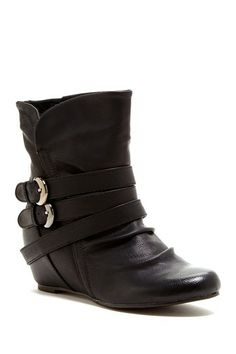 Rebelle Buckle Boot