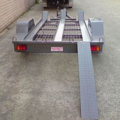 We sell top notch Motorbike Trailers in Melbourne. Contact Blackburn Trailers to buy the best Motor-Cycle Trailers that enhances your adventurous trips. Motorcycle Trailer For Sale, Bike Trailer, Motorcycle Garage, Quad Bike, Trailers For Sale, Street Bikes, Greatest Adventure, Motorbikes, Melbourne