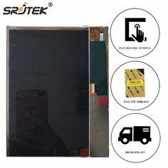 "Srjtek 7"" Matrix Screen For QUMO Altair 702 LCD Display Tablet PC Screen Panel Replacement Parts Free Adhesive  #Affiliate"