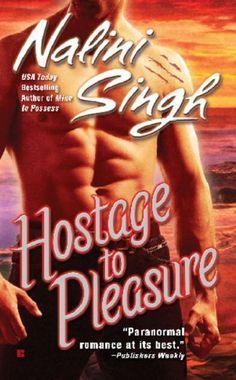 Hostage to Pleasure (Psy-Changelings, Book 5) by Nalini Singh, http://www.amazon.com/dp/B0017T0BAM/ref=cm_sw_r_pi_dp_QVhRpb0G9CMQD