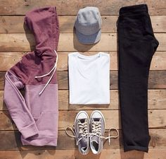 Style color block hoodie alternative apparel urban outfitters. mens casual style. guys fashion