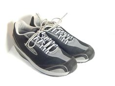 MBT SCHUHE MAHUTA 400284-03 Black Walking Sneakers US Women's SZ 10-10.5 / 41EUR #MBT #Walking