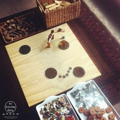 Loose Parts Provocation - An Everyday Story