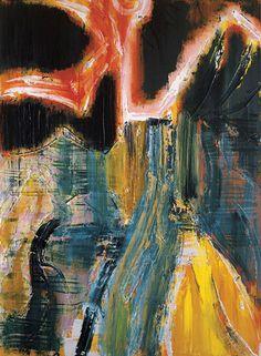 新たな絵画と絵画理論を追究する画家・中村一美の個展、国立新美術館で開催