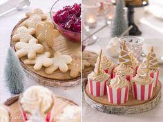 Lebkuchen, Cupcakes, Zimtwaffeln, Snickerdoodles
