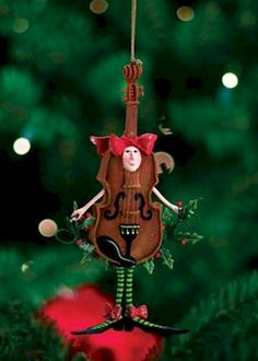 Krinkles Ornaments by Patience Brewster at Fiddlesticks