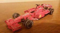 Ferrari F2008 (1:30) de TWCY