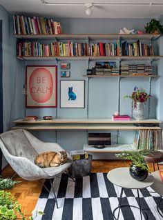 8 boas ideias para decorar um apartamento pequeno gastando pouco - Casa