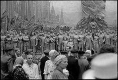 25 кадров Анри Картье-Брессона из Советского Союза 1954 года