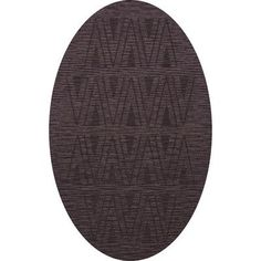 Dalyn Rug Co. Bella Purple Area Rug Rug Size: Oval 3' x 5'
