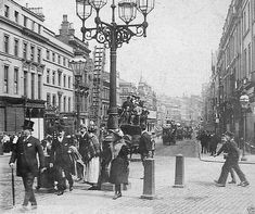 in my liverpool home ( Liverpool Town, Liverpool History, Liverpool England, Old Pictures, Old Photos, Antique Photos, Dark Weather, New Brighton, England And Scotland