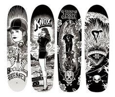 santa cruz skateboard series - Google Search