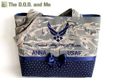 Air Force Purse