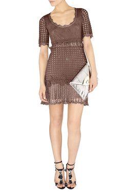 CROCHET FASHION TRENDS exclusive crochet dress  by LecrochetArt, $400.00