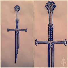 Narsil sword for Jake